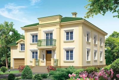 projekty domów 15