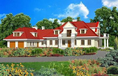 projekty domów 16