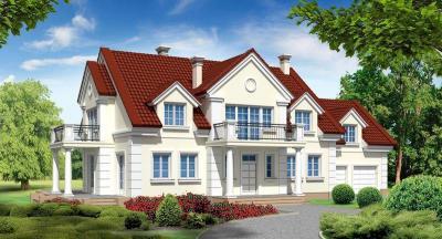 projekty domów 38