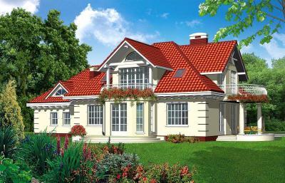 projekty domów 44