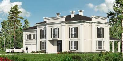 projekty domów 46